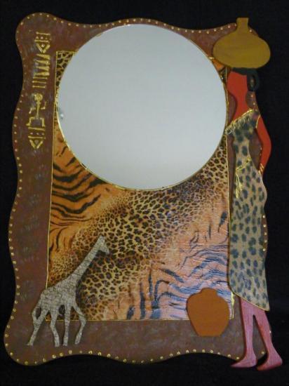 Miroir africain