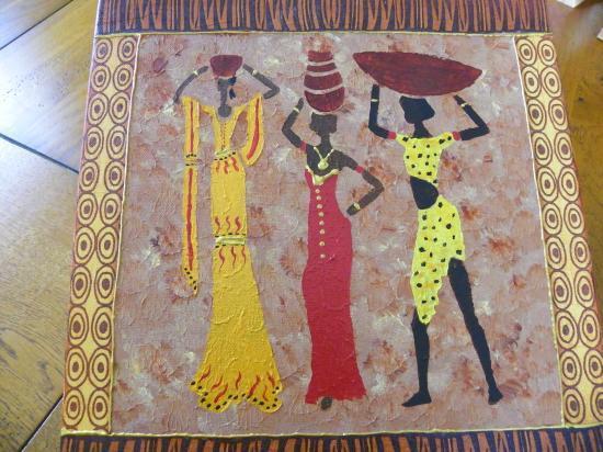 femmes d' Afrique