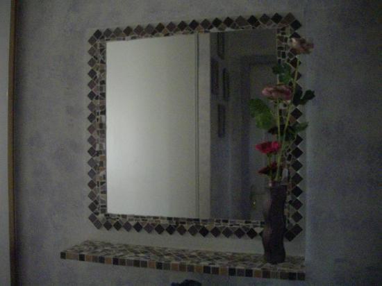 Miroir d' entrée