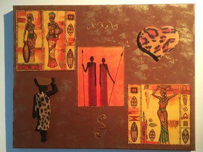 toile africaine 1