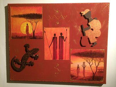 toile africaine 4